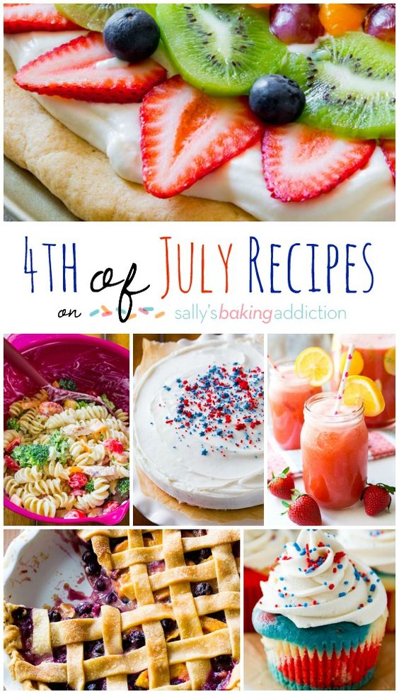 4th of july fruit recipe