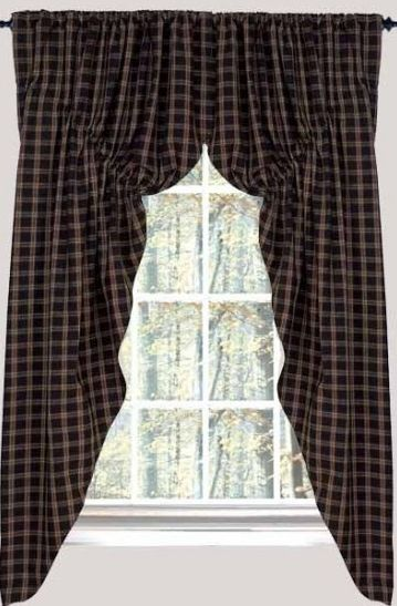 Primitive Curtains | Country Lamps | Primitive Home Decors