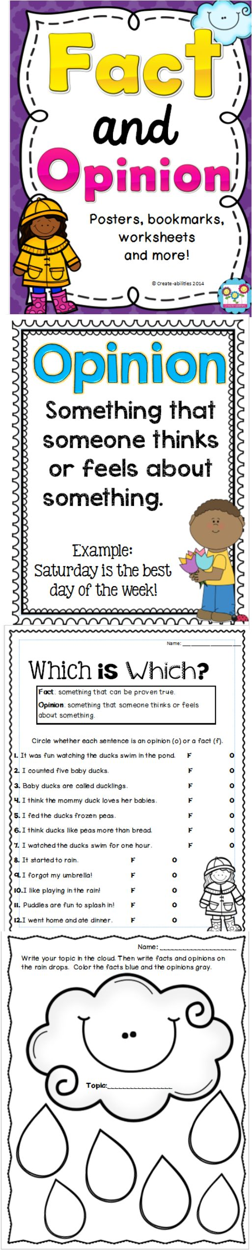 Don T Let Teaching Fact And Opinion Drive You Batty Take A Look At These Fun Fact And O Teaching Fact And Opinion Speech Therapy Activities Facts And Opinions