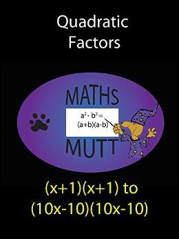 Fantastic resource for quadratics.