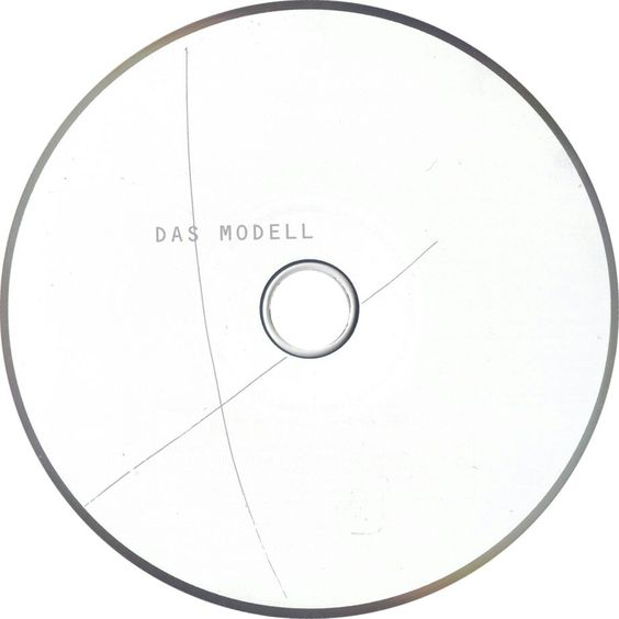 Rammstein - Das Modell (The Model) Single 1997 CD