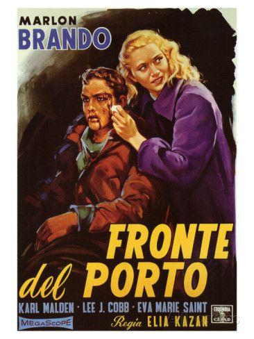 Risultati immagini per Fronte del Porto - Criterion Collection