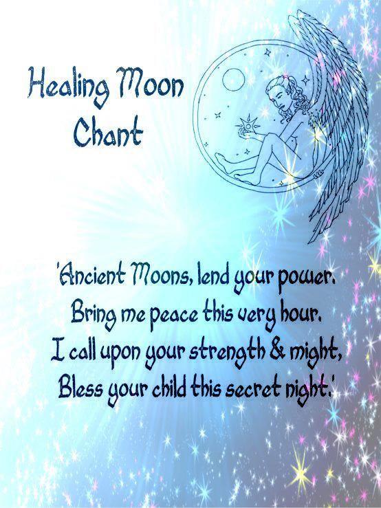 Healing Spell -moon chant