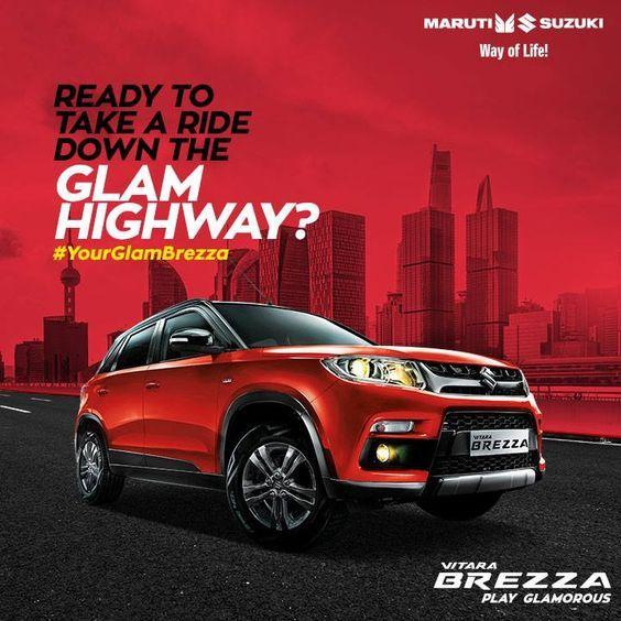 New Brezza Buying New Car New Cars Brezza