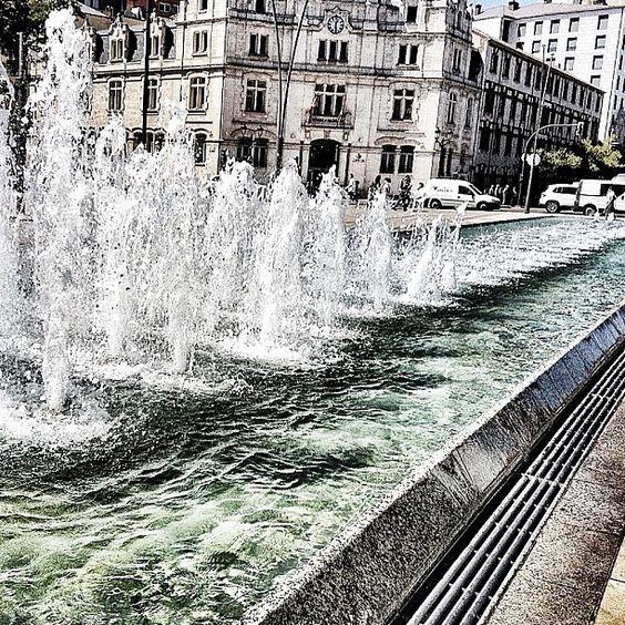 """""""Agüita para un fin de semana caluroso."""" ...por @catakadi en #Instagram"""