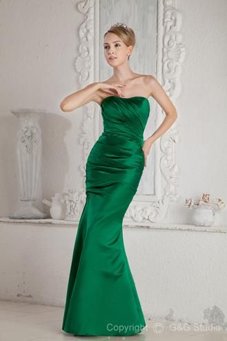 CLICK IMAGE TWICE FOR PRICING AND INFO:) #women #womendresses #eveninggown #cocktaildress #wedding #weddinggown #eveningdresses #prom #debut #partydress #bridesmaid SEE MORE v-neck/v-halter womens dresses at ZBRANDS.COM Elegant Mermaid Strapless Floor-length Satin Evening Dress STM0084-G