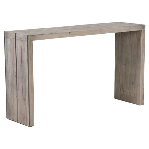 Gabriel Industrial Modern Rustic Reclaimed Wood Metal Console Table Metal Console Table Console Table Modern Sofa Table