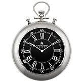 Bond St. Wall Clock - Black