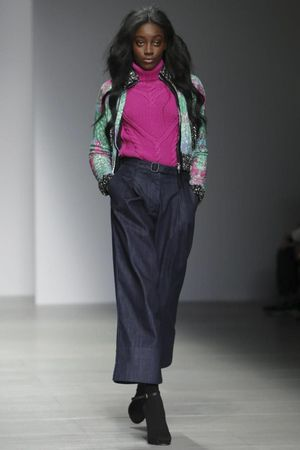 Sister by Sibling Ready To Wear Fall Winter 2014 London - NOWFASHION
