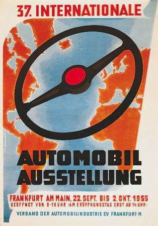 IAA Plakat 1955