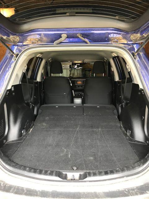 The Newsroom Car Camping In Our Toyota Rav4 Rav4 Camping Car Camping Toyota Rav4