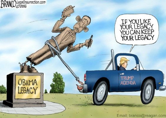 Obama Legacy: