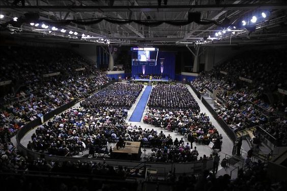 University of Southern Maine Spring 2014 Commencement