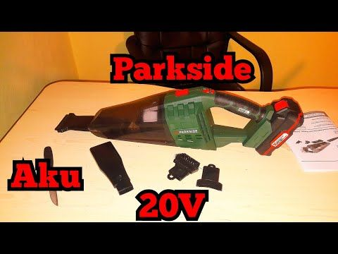 Reczny Odkurzacz Akumulatorowy 20v Parkside Phssa 20 Li A1 Lidl Youtube Handheld Vacuum Cleaner Handheld Vacuum Vacuum Cleaner