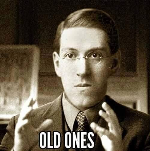 H.P. Lovecraft                                                                                                                                                     More