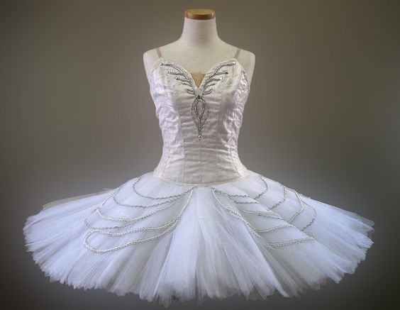 This exclusive Swan lake creation for the role of Odette the white swan can also…