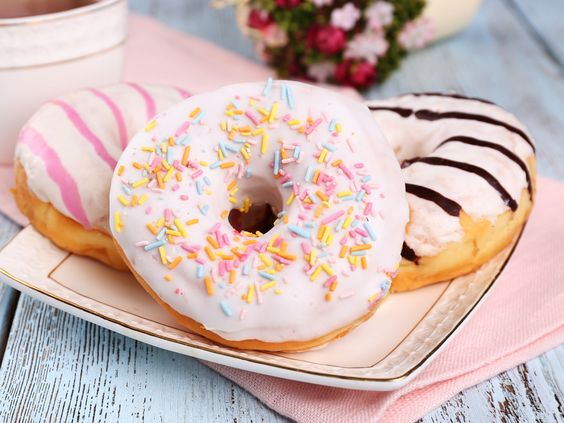 Donuts selber machen - so geht's