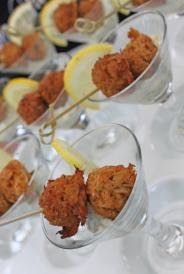 Seafood Martini Glasses