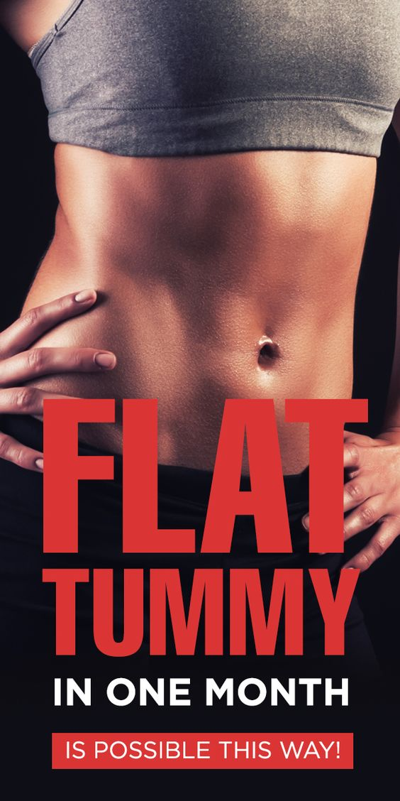 You can get flat tummy in one week with the following tips... #weightloss