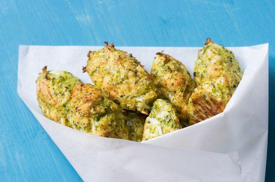 Broccoli Cheese Nuggets – Total lecker & Low Carb - Ein wunderbarer Snack oder Abendessen! Auch zum Mitnehmen sehr handlich. Diese leckeren Low Carb Nuggets schmecken Groß und Klein.