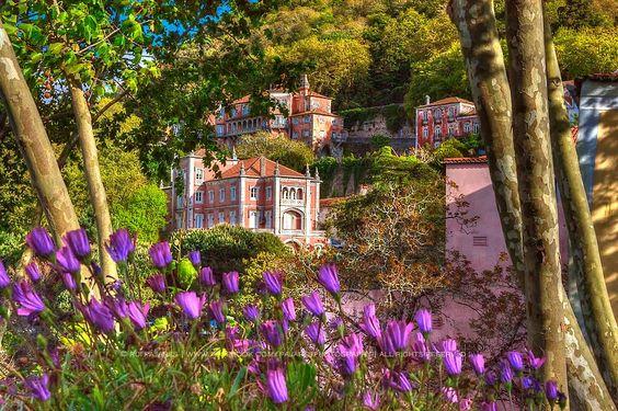 Vila de Sintra, Portugal