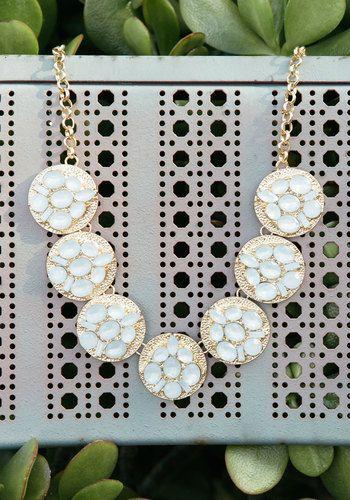 Momentous Statement Necklace | Mod Retro Vintage Necklaces | ModCloth.com