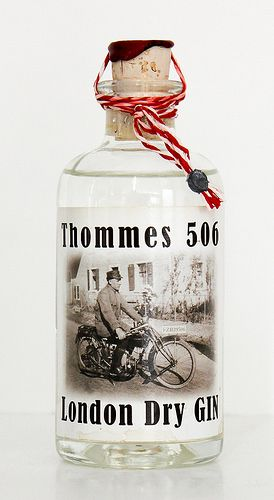 Thommes 506 London Dry Gin - Gin Nerds