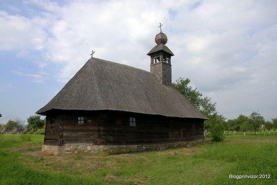 Biserica de lemn din Batești - jud. Timis