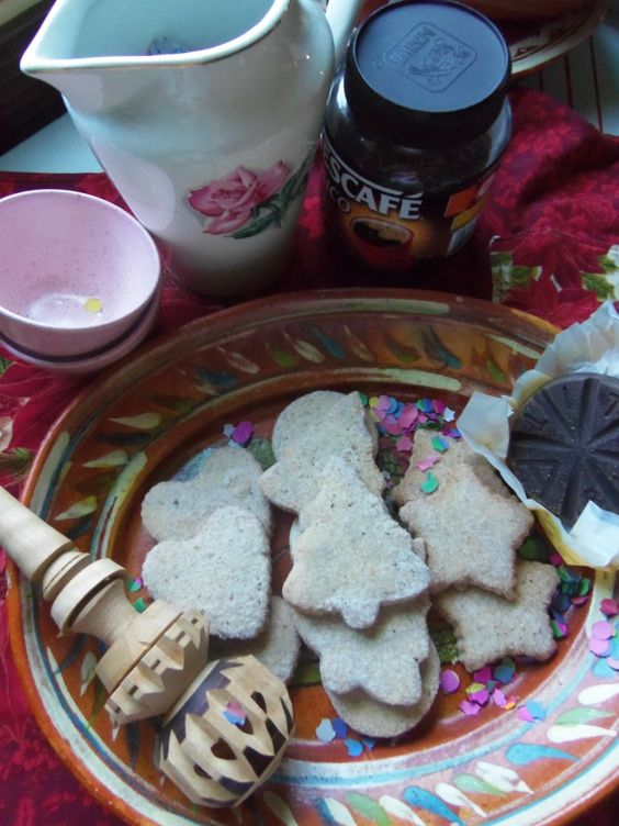 Mexican ojarascas cookies recipes