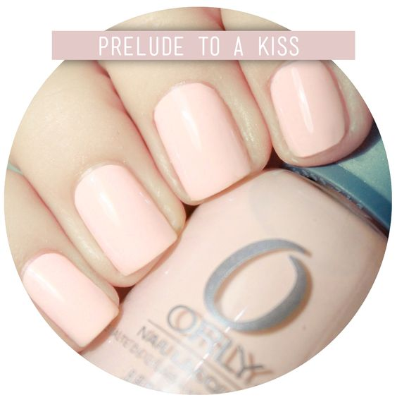 Prelude to a kiss - Orly