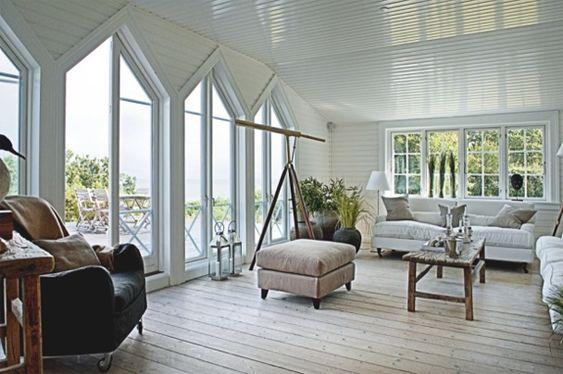 Norwegian Home in Denmark - NordicDesign | designers interior ...