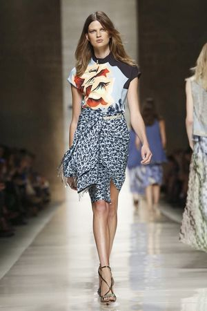 Etro Ready To Wear Spring Summer 2014 Milan - NOWFASHION