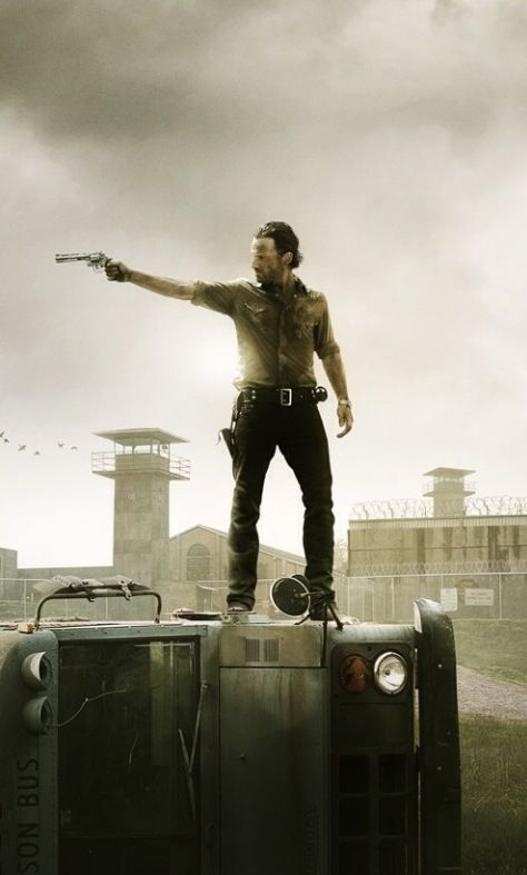 30  Epic The Walking Dead Wallpapers