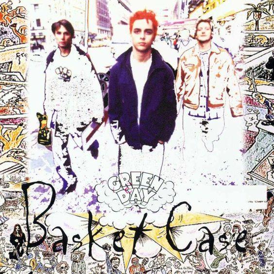 Green Day – Basket Case (single cover art)