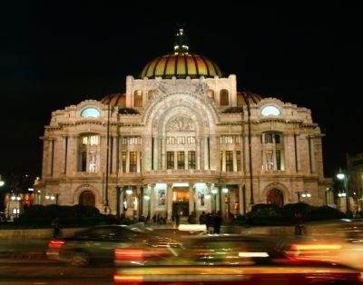 Palacio de Bellas Artes-México DF
