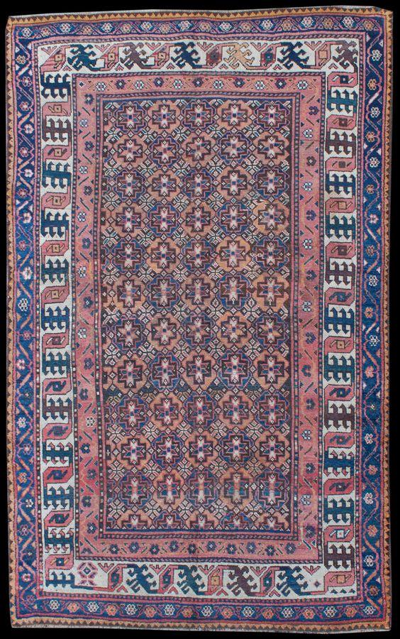Caucasian Carpet Runner  242 x 168 cm