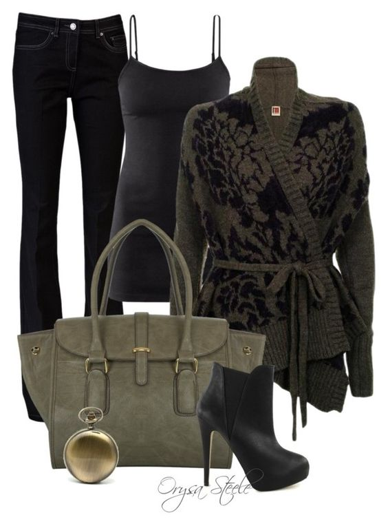 """Dress Down Friday"" by orysa ❤ liked on Polyvore featuring Rachel Zoe, H&M, ISOLA MARRAS, Miss Selfridge, Timeless, women's clothing, women, female, woman and misses"