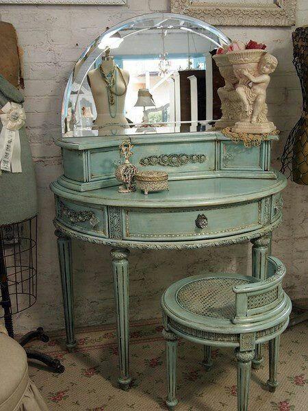 Beautiful antique vanity