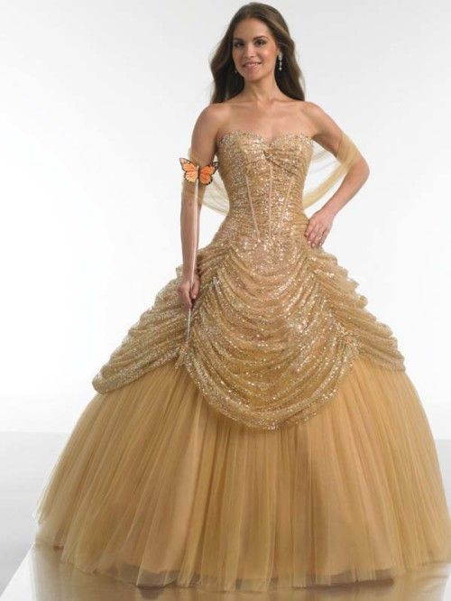 Beauty And The Beast Bridesmaid Dresses: Disney Beauty And The Beast Wedding Theme