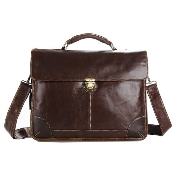 This is a high quality leather bag, interior space can carry books, magazines, mobile wallet and your laptop.  This bag will be your new favorite