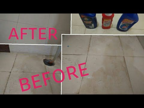 How To Clean Bathroom Floor Tiles With Harpic Youtube Cleaning Bathroom Tiles Bathroom Flooring Bathroom Cleaning