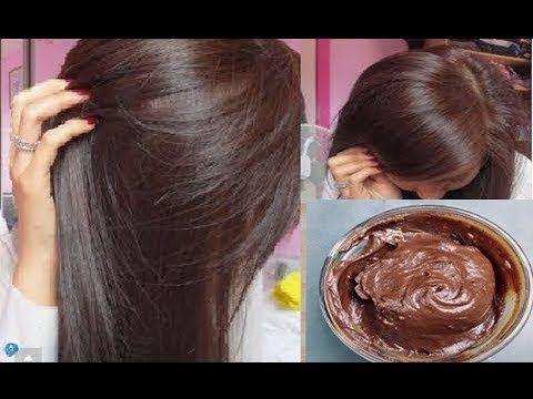 اصبغي شعرك للعيد لون بني بمكونات طبيعية بدون حناء ولا اوكسجين وبدون شيب والنتيجة مذهلة مجربة Yout Beauty Recipes Hair Diy Hair Treatment Hair Care Recipes