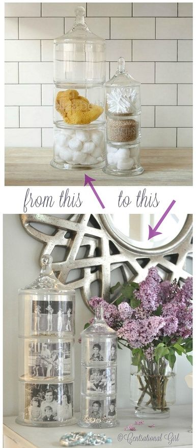 Love the memorial jars tutorial by Centsational Girl diy-crafty-ideas