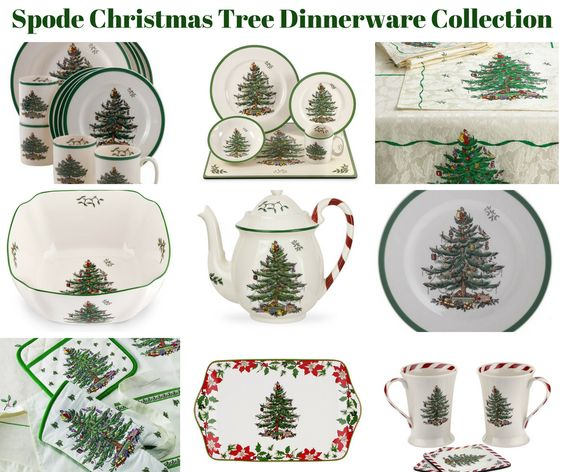 Christmas Tree Kitchen Decor