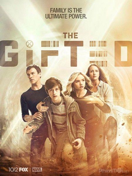 Thiên bẩm (Phần 1) - The Gifted (Season 1)
