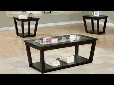 Center Table Design Malik Furniture Youtube Coffee Table Coffee Table End Table Set Contemporary Coffee Table
