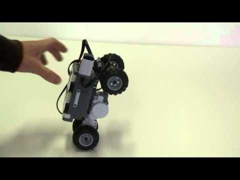 Inverted Pendulum in NXT Lego Mindstorms (KULeuven)