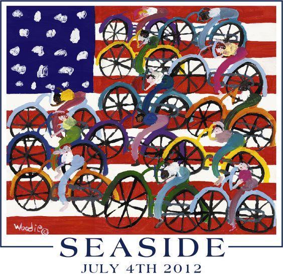 USA - Seaside - July 4th 2012