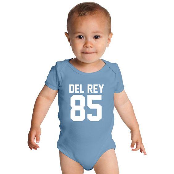 Del Rey 85 Baby Onesies
