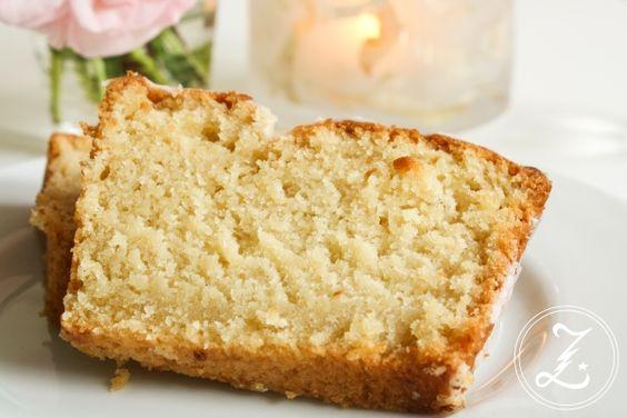 veganer Zitronen-Joghurt-Kuchen | Zuckergewitter.de #ichbacksmir #rührkuchen